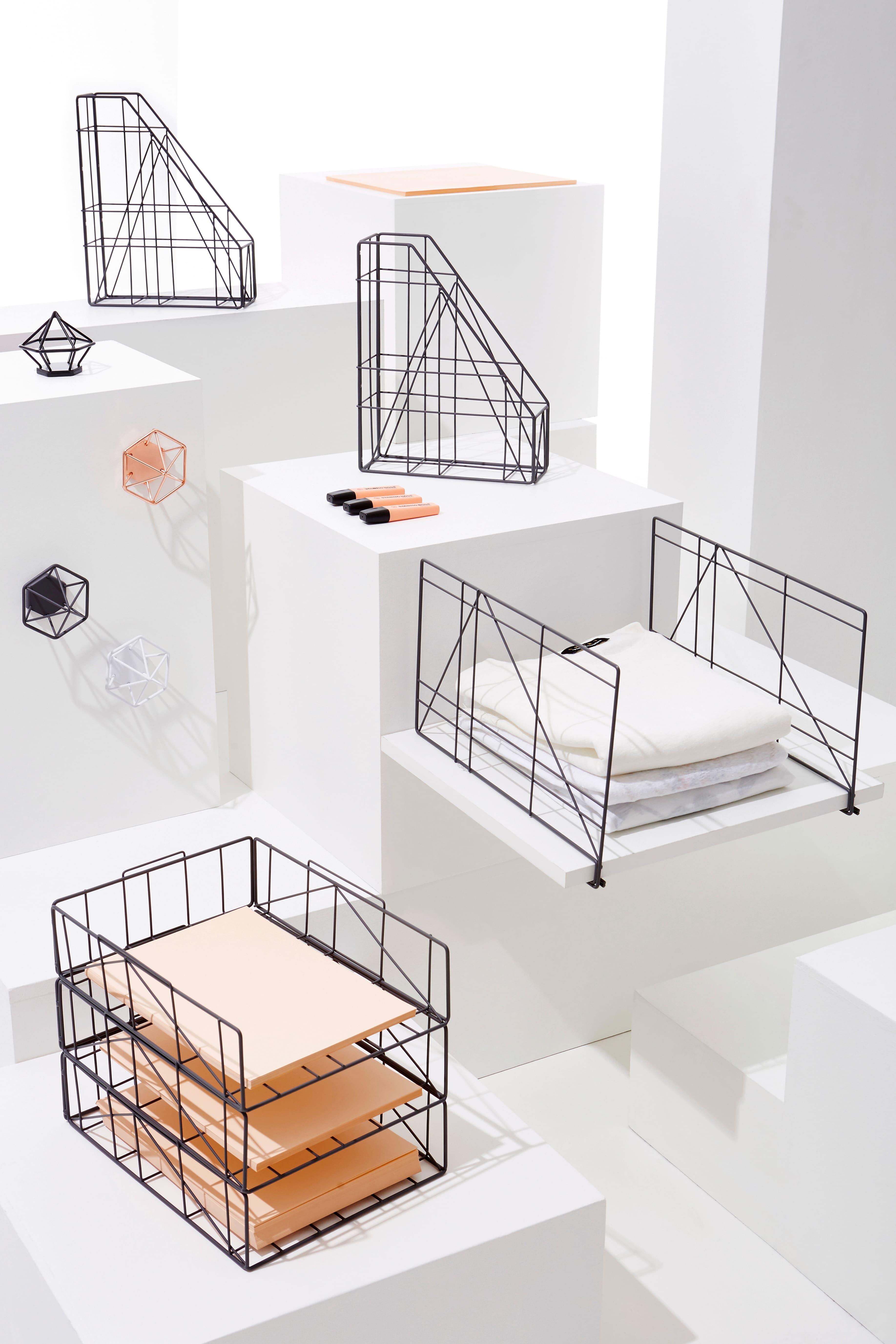 Photo d'objets déco sur fond blanc à destination d'un catalogue